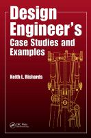 Cover image for Design engineer's case studies and examples