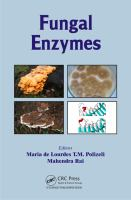 Cover image for Fungal enzymes