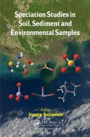 Cover image for Speciation studies in soil, sediment, and environmental samples