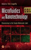 Cover image for Microfluidics and nanotechnology : biosensing to the single molecule limit