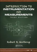 Cover image for Introduction to instrumentation and measurements