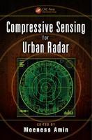 Cover image for Compressive sensing for urban radar