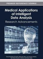 Cover image for Medical applications of intelligent data analysis : research advancements