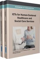 Cover image for Handbook of research on ICTs for human-centered healthcare and social care services