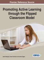 Cover image for Promoting active learning through the flipped classroom model