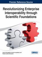 Cover image for Revolutionizing enterprise interoperability through scientific foundations