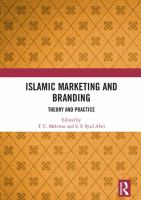 Cover image for Islamic Marketing and Branding : Theory and Practice