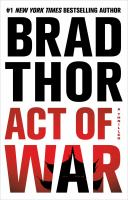 Cover image for Act of war : a thriller