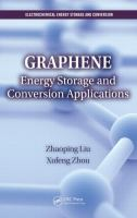 Cover image for Graphene : energy storage and conversion applications