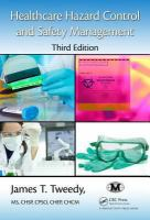 Cover image for Healthcare hazard control and safety management