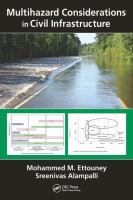 Cover image for Multihazard considerations in civil infrastructure