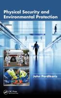 Cover image for Physical security and environmental protection