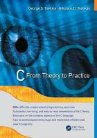 Cover image for C from theory to practice