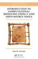 Cover image for Introduction to computational modeling using C and open-source tools