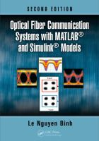 Cover image for Optical fiber communication systems with MATLAB and Simulink models