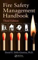 Cover image for Fire safety management handbook