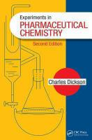 Cover image for Experiments in pharmaceutical chemistry