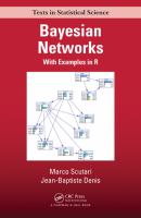 Cover image for Bayesian networks : with examples in R