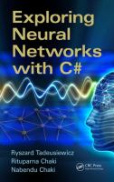 Cover image for Exploring neural networks with C#