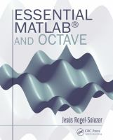 Cover image for Essential MATLAB and Octave