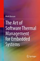 Cover image for The art of software thermal management for embedded systems