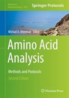 Cover image for Amino Acid Analysis : Methods and Protocols