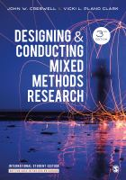 Cover image for Designing and conducting mixed methods research