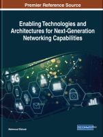 Cover image for Enabling Technologies and Architectures for Next-Generation Networking Capabilities