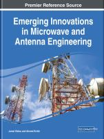 Cover image for Emerging Innovations in Microwave and Antenna Engineering