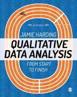 Cover image for Qualitative data analysis : from start to finish