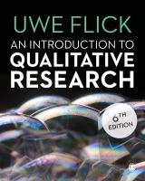 Cover image for An introduction to qualitative research