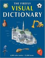 Cover image for The Firefly visual dictionary