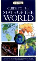 Cover image for Guide to the state of the world