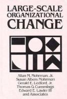 Cover image for Large-scale organizational change