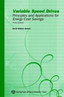 Cover image for Variable speed drives : principles and applications for energy cost savings