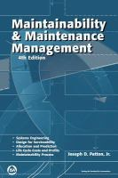 Cover image for Maintainability & maintenance management