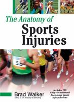 Cover image for The anatomy of sports injuries