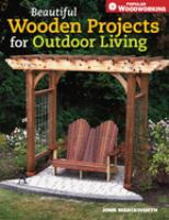 Cover image for Beautiful wooden projects for outdoor living