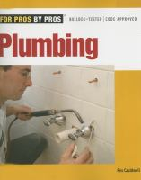 Cover image for Plumbing