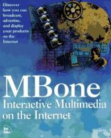 Cover image for MBone : interactive multimedia on the Internet