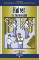 Cover image for Kaizen for the shopfloor