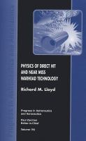 Cover image for Physics of direct hit and near miss warhead technology