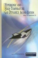 Cover image for Hypersonic and high-temperature gas dynamics