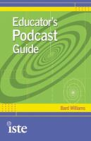 Cover image for Educator's podcast guide