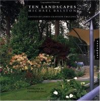 Cover image for Ten landscapes :  Michael Balston