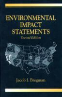 Cover image for Environmental impact statements