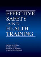 Cover image for Effective safety and health training