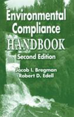Cover image for Environmental compliance handbook