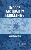 Cover image for Indoor air quality engineering