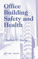 Cover image for Office building safety and health